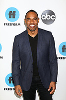 LOS ANGELES - FEB 5:  Jason George at the Disney ABC Television Winter Press Tour Photo Call at the Langham Huntington Hotel on February 5, 2019 in Pasadena, CA.<br /> CAP/MPI/DE<br /> ©DE//MPI/Capital Pictures