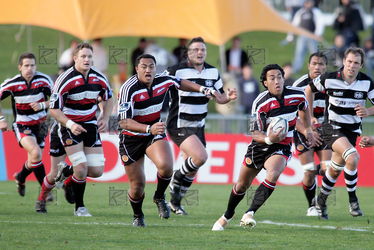 Koaitu Koaitu. Hawkes Bay vs Counties Manukau played at McLean Park, Napier on 13th of August 2006.