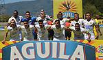 Deportes Tolima, Once Caldas, La Equidad, Atlético Bucaramanga, Independiente Medellín, Junior, Rionegro Águilas e Independiente Santa Fe son los clasificados a los cuartos de final de la Liga Águila II-2018.