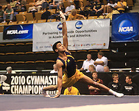 April 15th, 2010. Men's 2010 NCAA Gymnastics Championships hosted at the United States Military Academy @ West Point, NY