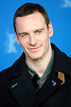 "Actor MICHAEL FASSBENDER poses for photographers at the photocall for the film ""Haywire"" during the 62nd Berlin International Film Festival Berlinale."