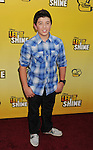 LOS ANGELES, CA - JUNE 05: Bradley Steven Perry attends Disney's 'Let It Shine' Premiere held at The Directors Guild Of America on June 5, 2012 in Los Angeles, California.