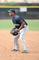 Ramon Morla - Seattle Mariners - 2010 Instructional League.Photo by:  Bill Mitchell/Four Seam Images..
