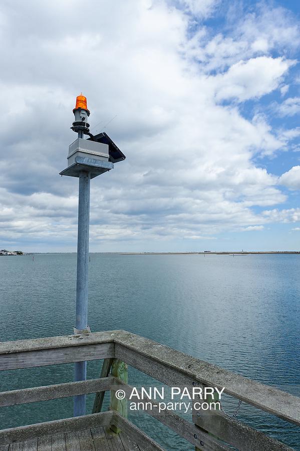 Park and preserive in Merrick, Long Island, New York, in April