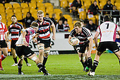 James Maher. Air New Zealand Cup rugby game between Counties Manukau Steelers & North Harbour, played at Mt Smart Stadium on August 10th, 2007. The game ended in a 13 all draw.
