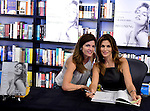 BAL HARBOUR, FL - OCTOBER 06: Cindy Crawford signs copies of her book 'Becoming' at Books and Books on Tuesday October 6, 2015 in Bal Harbour, Florida.  ( Photo by Johnny Louis / jlnphotography.com )
