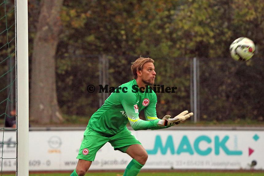 Timo Hildebrand (Eintracht) - SC Opel Rüsselsheim vs. Eintracht Frankfurt, Testspiel Stadion am Sommerdamm