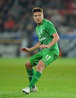 FUSSBALL   1. BUNDESLIGA  SAISON 2011/2012   11. Spieltag   29.10.2011 1.FSV Mainz 05 - SV Werder Bremen Aleksandar Ignjovski (SV Werder Bremen)