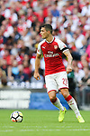 Granit Xhaka of Arsenal during the The FA Community Shield match at Wembley Stadium, London. Picture date 6th August 2017. Picture credit should read: Charlie Forgham-Bailey/Sportimage