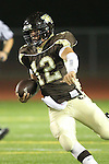 Torrance, CA 11/05/10 - Austin Watters (West # 12) in action during the Peninsula vs West varsity football game played at West Torrance high school.