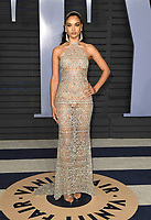 04 March 2018 - Los Angeles, California - Shanina Shaik. 2018 Vanity Fair Oscar Party hosted following the 90th Academy Awards held at the Wallis Annenberg Center for the Performing Arts. <br /> CAP/ADM/BT<br /> &copy;BT/ADM/Capital Pictures