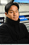 Choi Yong-Soo (FC Seoul),.APRIL 2, 2013 - Football / Soccer : Head coach Choi Yong-Soo of FC Seoul is seen during the AFC Champions League Group E match between FC Seoul 2-1 Vegalta Sendai at Seoul World Cup Stadium in Seoul, South Korea..(Photo by Takamoto Tokuhara/AFLO)