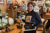 Europe/France/Rhône-Alpes/74/Haute-Savoie/Annecy-le-Vieux: Restaurant: La Reine des Prés - Carine Veyrat [Non destiné à un usage publicitaire - Not intended for an advertising use]