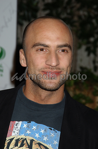 24 February 2005 - Hollywood, California - Danny Teeson. Global Green For Clean Energy Solutions Pre-Oscar Party Supporting The Fight Against Global Warming held at the Day After Club. Photo Credit: Laura Farr/AdMedia