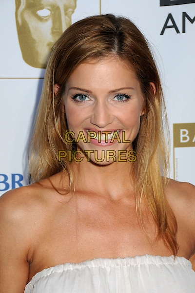 TRICIA HELFER .6th Annual BAFTA TV Tea Party at the Intercontinental Hotel, Century City, California, USA..September 20th, 2008.headshot portrait strapless .CAP/ADM/BP.©Byron Purvis/AdMedia/Capital Pictures.