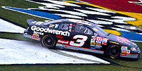 Daytona 500 at Daytona InternationalSpeedway in Daytona Beach, FL on February 15, 1998.  (Photo by Brian Cleary/www.bcpix.com)