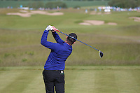 Andrew McArthur (SCO) drives down the 7th during Round Two of the 2015 Nordea Masters at the PGA Sweden National, Bara, Malmo, Sweden. 05/06/2015. Picture David Lloyd | www.golffile.ie