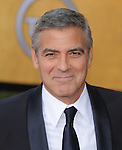 George Clooney at the 18th Screen Actors Guild Awards held at The Shrine Auditorium in Los Angeles, California on January 29,2012                                                                               © 2012 Hollywood Press Agency