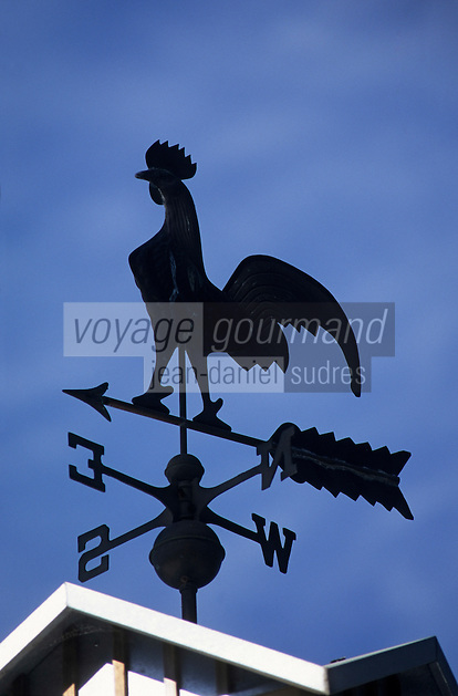 Océanie/Australie/South Australia/Australie Méridionale/Barossa Valley: Girouette