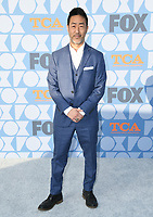 07 August 2019 - Los Angeles, California - Kenneth Choi. FOX Summer TCA 2019 All-Star Party held at Fox Studios. <br /> CAP/ADM/BT<br /> ©BT/ADM/Capital Pictures