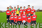Listowel Celtic U/15: The  Camp that played Listowel Celtic  in Pat Kennedy Park, Listowel on Saturday last. Front :