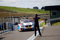 Round 8 of the 2018 British Touring Car Championship.  #55 Ricky Collard. Team BMW. BMW 125i M Sport.