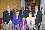 Clounmacon Community Social: Attending the Clounmacon Community Social at the Listowel Arms Hotel on Saturday nigh last were in front : Angela carmody, Mary Keogh & Bridie Leahy. Back: ossie Molyneaux, Michael OSullivan, Tom Murphy, Tony Curtin  & Monty Leahy.