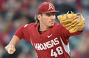 Mississippi State at Arkansas baseball 3/18/2017