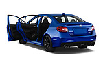 Car images close up view of 2018 Subaru WRX Base 4 Door Sedan doors