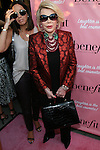 Melissa and Joan Rivers  Attend E! Fashion Police and Benefit Cosmetics Hosts NYFW Kick-off E! Fashion Police and Benefit Cosmetics Hosts NYFW Kick-off Party Held at A60 at The Thompson Hotel, NY  Held  at A60 at The Thompson Hotel, NY