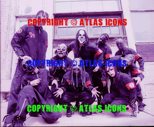 SLIPKNOT MINIAPOLOIS, 2001 LOCATION