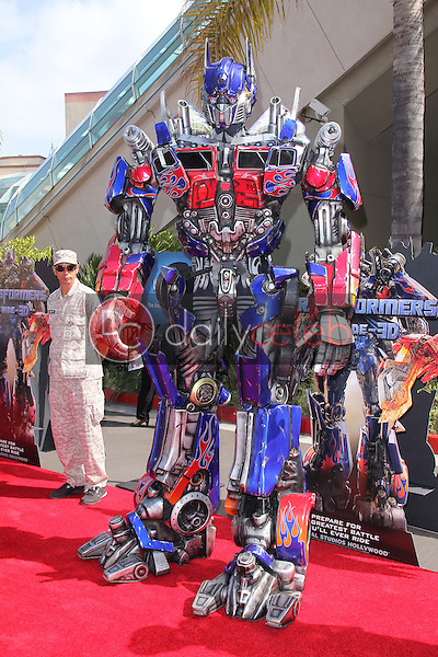 Atmosphere<br /> at the World Premiere Of Universal Studios Hollywood's &quot;Transformers: The Ride-3D,&quot; Universal Studios Hollywood, Universal City, CA 05-24-12<br /> David Edwards/DailyCeleb.com 818-249-4998