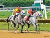 BB Nash winning at Delaware Park on 7/20/17