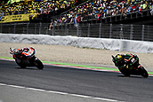 June 11th 2017, Barcelona Circuit, Montmelo, Catalunya, Spain; MotoGP Grand Prix of Catalunya, Race Day; Johann Zarco (Monster Yamaha Tech3)