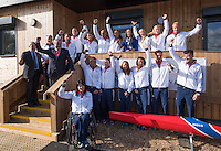 20150303 British Canoeing, Elite Training centre, Dorney Lake, UK