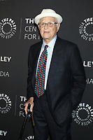 LOS ANGELES - NOV 21:  Norman Lear at the The Paley Honors: A Special Tribute To Television's Comedy Legends at Beverly Wilshire Hotel on November 21, 2019 in Beverly Hills, CA