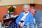 Hannah O'Shea Killarney who celebrated her 103rd birthday at her home on Saturday night