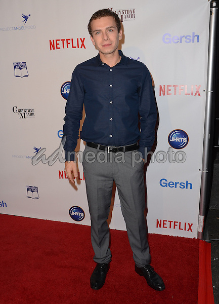 09 December - Beverly Hills, Ca - Marc Donato. Arrivals for the Junior Hollywood Radio and Television Society's 13th Annual Holiday Party held at Greystone Manor. Photo Credit: Birdie Thompson/AdMedia