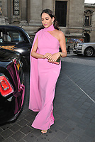 Lauren Silverman at the Syco summer party, Victoria and Albert Museum, Cromwell Road, London, England, UK, on Thursday 04th July 2019.<br /> CAP/CAN<br /> ©CAN/Capital Pictures