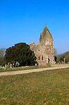 Church of Saint Anne, Bowden Hill, Lacock,Wiltshire, England, UK built 1856-7