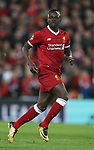 Sadio Mane of Liverpool during the Champions League Semi Final 1st Leg match at Anfield Stadium, Liverpool. Picture date: 24th April 2018. Picture credit should read: Simon Bellis/Sportimage