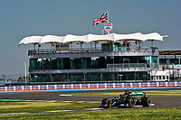 31st July 2020, Silverstone, Northampton, UK;  FIA Formula One World Championship 2020, Grand Prix of Great Britain, free practise;  44 Lewis Hamilton GBR, Mercedes-AMG Petronas Formula One Team