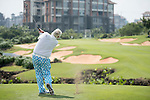 John Daly plays during the World Celebrity Pro-Am 2016 Mission Hills China Golf Tournament on 23 October 2016, in Haikou, Hainan province, China. Photo by Weixiang Lim / Power Sport Images