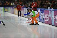 SCHAATSEN: HEERENVEEN: Thialf, Finale World Cup, 04-060311, coach Bart Veldkamp NED, ©foto: Martin de Jong