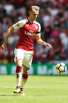 Rob Holding of Arsenal during the The FA Community Shield match at Wembley Stadium, London. Picture date 6th August 2017. Picture credit should read: Charlie Forgham-Bailey/Sportimage