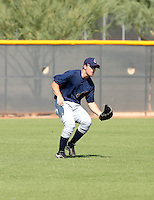 Beau Mills / Cleveland Indians 2008 Instructional League..Photo by:  Bill Mitchell/Four Seam Images
