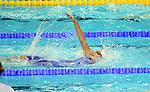 19.08.2014, Velodrom, Berlin, GER, Berlin, Schwimm-EM 2014, im Bild 200m Backstroke - Women, Bahn 2 - Lisa Graf (GER)<br /> <br />               <br /> Foto &copy; nordphoto /  Engler