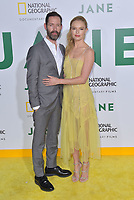 HOLLWOOD, CA - October 09: Michael Polish, Kate Bosworth, At Premiere Of National Geographic Documentary Films' 'Jane' At On the Hollywood Bowl In California on October 09, 2017. <br /> CAP/MPIFS<br /> &copy;MPIFS/Capital Pictures