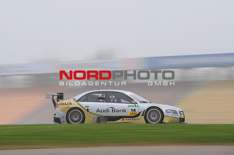 Alexandre Prèmat (FRA), Audi Sport Team Phoenix, Audi A4 DTM                                                                                                            Foto © nph (nordphoto)