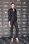 "Nieves Alvarez attends the ""ICON Magazine AWARDS"" Photocall at Italian Consulate in Madrid, Spain. October 1, 2014. (ALTERPHOTOS/Carlos Dafonte)"